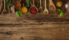 Herbs Spices & Seasonings